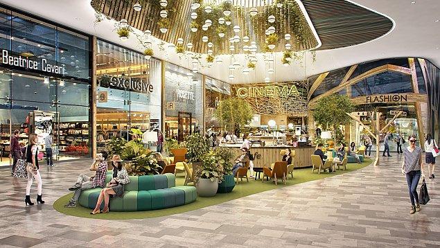 Olbrzymie centrum handlowe za dwa lata. Obok powstanie park rozrywki