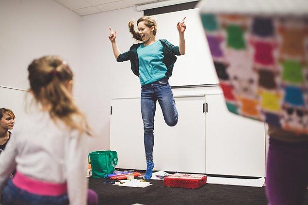 Teatr, Pippi i zaj�cia dla dzieci. Luty w BOK-u