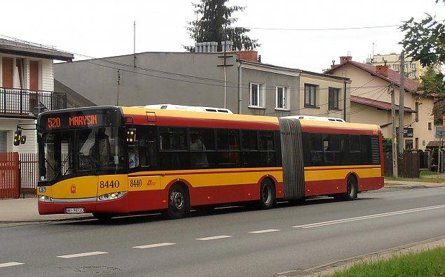 Metro zmienia trasy. 520 zostanie skr�cone