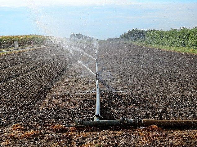 Trwa nabór wniosków na nawadnianie gospodarstw rolnych