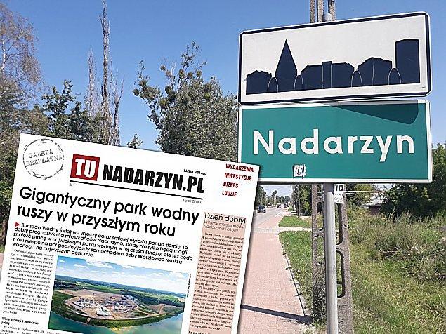 """Papierowe wydanie """"Tu Nadarzyn"""" zawieszone. W��cz powiadomienia w necie"""