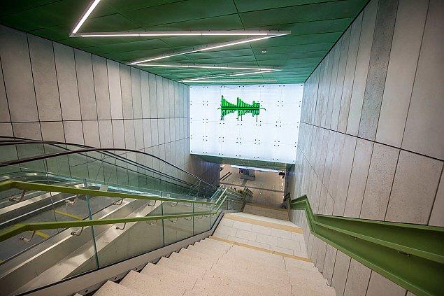 Metro na Woli gotowe. Zobacz zdj�cia