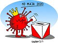 Korona wybory