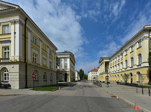 Uniwersytet Warszawski przed³u¿a przerwê