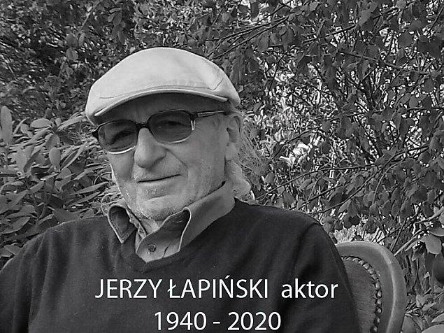 Jerzy �api�ski spocznie na Br�dnie