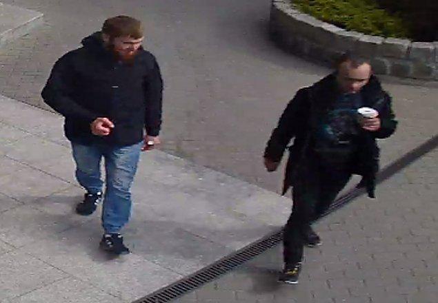 Rozpoznajesz te osoby? Policja prosi o pomoc w wykryciu sprawc�w kradzie�y