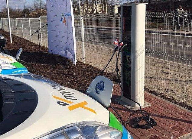 Gdzie powstan� nowe stacje �adowania pojazd�w w Wawrze?
