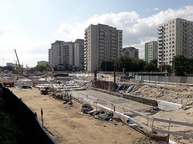 Budowa metra op�niona. Termin wrzesie� 2021 nieaktualny