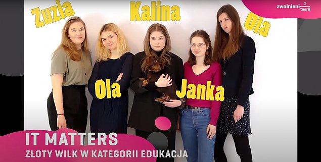 Nagrody rozdane. M�odzie� z Woli w�r�d najlepszych w Polsce