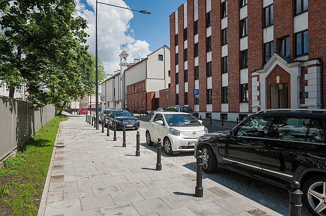 Drobna zmiana na �ytniej. Koniec problemu z parkowaniem?