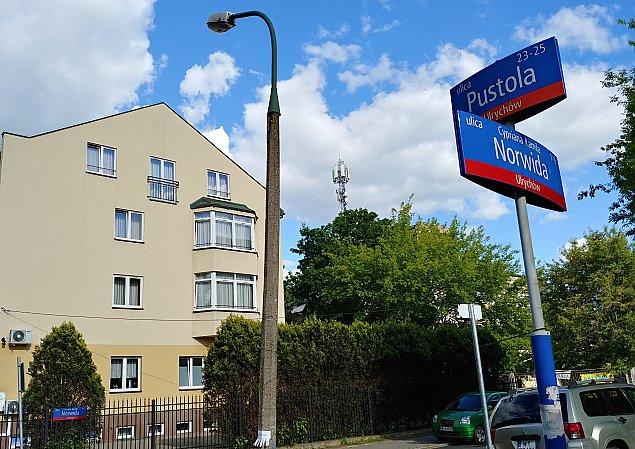 """Nadchodz� zmiany na Ulrychowie. """"Nowa, zielona i jasna ulica"""""""