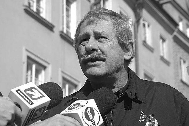Zmar� Andrzej Strzelecki. Jemu zawdzi�czamy najlepsze lata Rampy