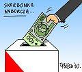Skarbonka wyborcza