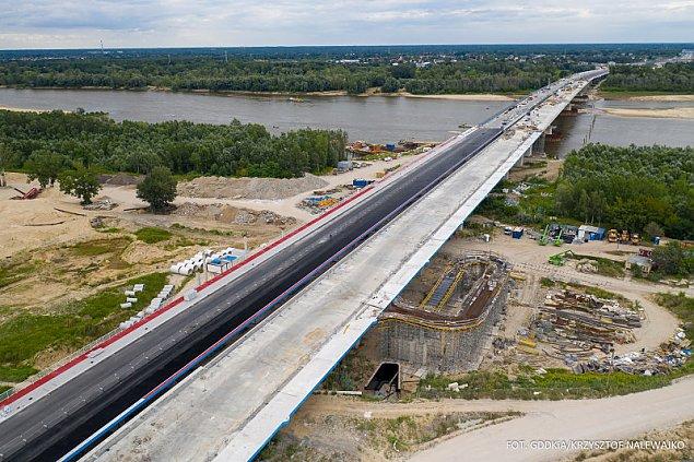 Most Południowy prawie gotowy. Obejrzyj film