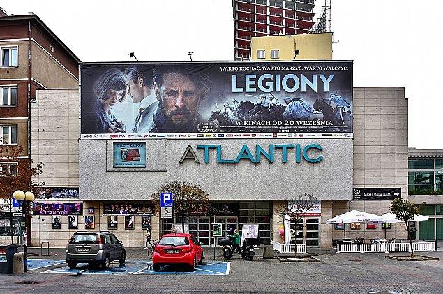 Koniec kina Atlantic? W zamian biurowiec