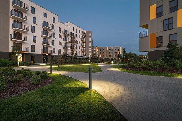Rośnie ogromne osiedle. 600 mieszkań sprzedanych