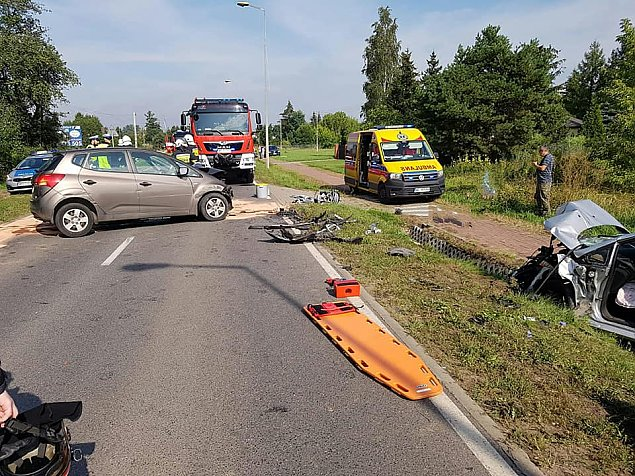 Kolejna tragedia na drodze. Zatrwa¿aj±ce statystyki