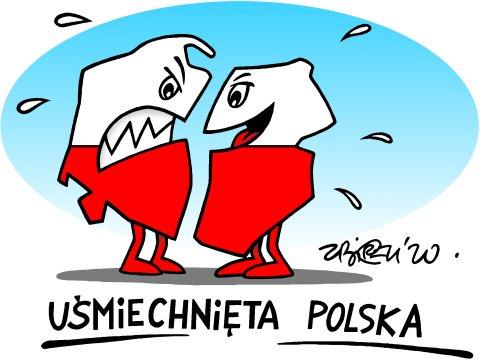 Uśmiechnięta Polska