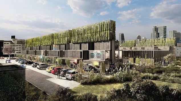 Najdziwniejsza budowa w Warszawie? Prace rozpoczête