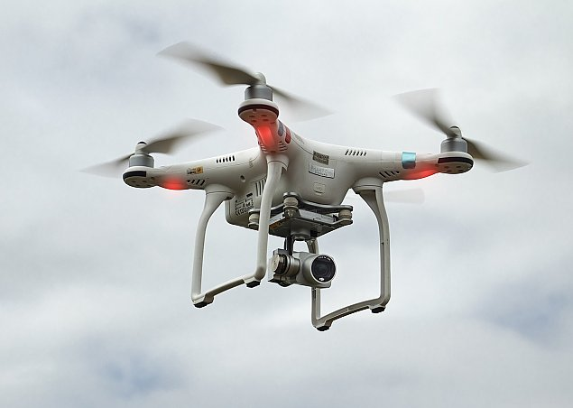 Strefa bez dronów na Woli. Za z³amanie zakazu grozi wiêzienie