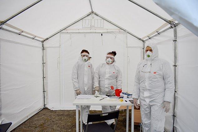 Bezp³atne testy na koronawirusa. Dwa punkty w Legionowie