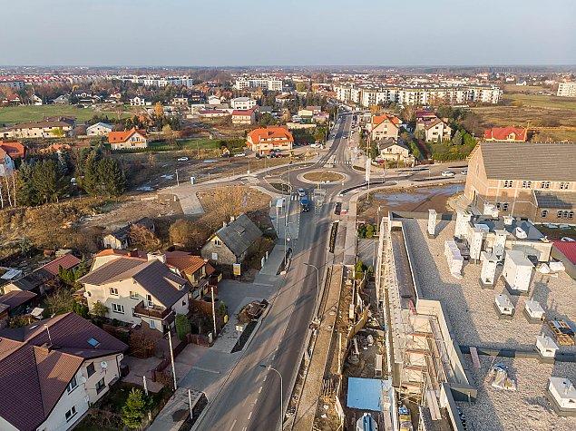 Powstaje g³ówna ulica Bia³o³êki. Zaawansowanie prac: 0%