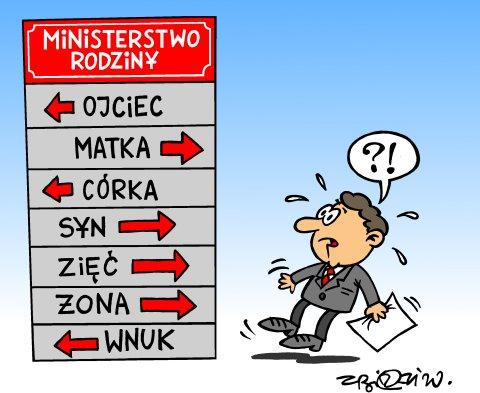 Ministerstwo Rodziny