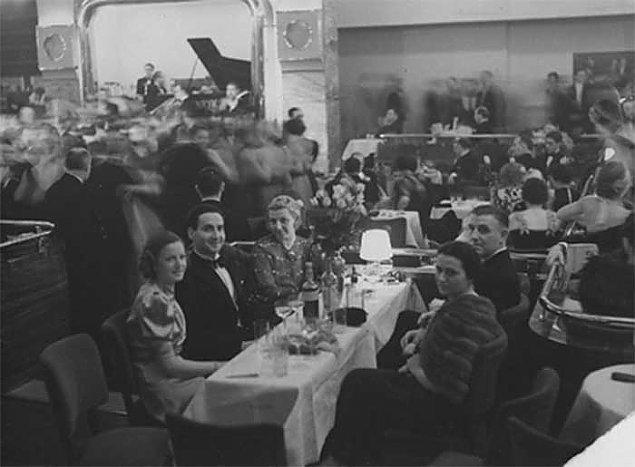 Dancingi, kawiarnie i bogate ¿ycie towarzyskie miêdzywojennej Warszawy