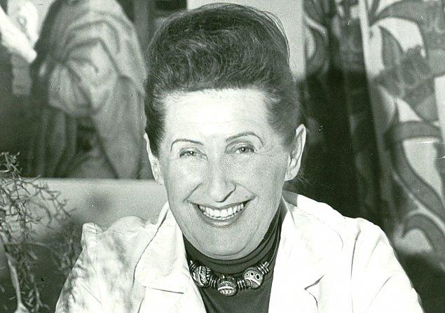 Zmar³a prof. Maria Goncerzewicz, twórczyni Centrum Zdrowia Dziecka
