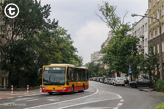 Pêtla M³ynów do likwidacji. Gdzie trafi± autobusy?