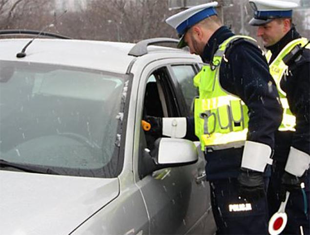 Obywatelskie zatrzymanie pijanego kierowcy przy Górczewskiej