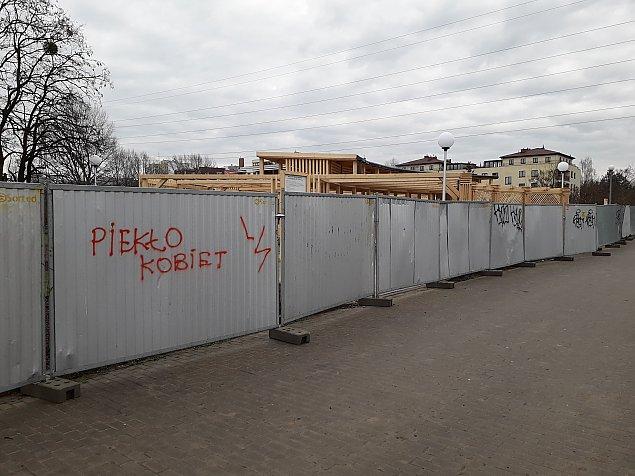 Tê¿nia w parku Górczewska gotowa. Kiedy otwarcie?