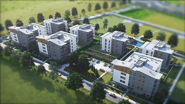 Na Bia³o³êce rusza kolejna budowa. Pañstwowa spó³ka zbuduje ponad 500 mieszkañ