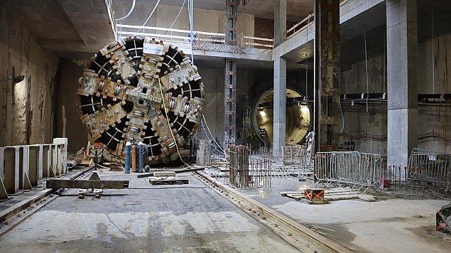 Budowa metra: dr±¿enie na ostatniej prostej