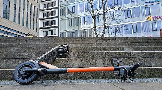 Rz±d proponuje: hulajnog± 20 km/h, po drodze rowerowej