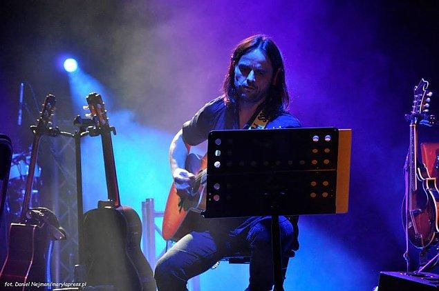 Gitarzysta Maryli Rodowicz okradziony na Bia³o³êce. Straci³ ca³y sprzêt