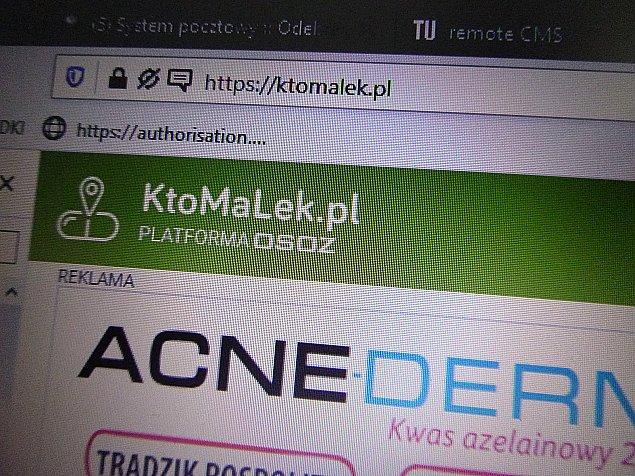 Przyje¿d¿aj± z daleka na Klaudyny. Do nieczynnej apteki kieruje serwis KtoMaLek.pl