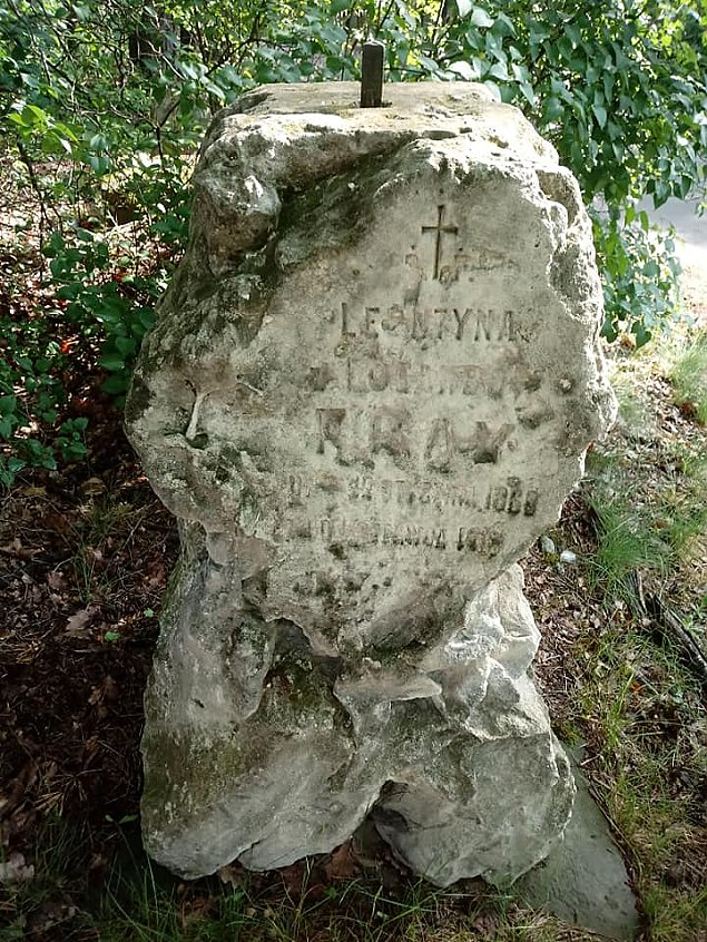 """Zapomniany cmentarz na skraju Warszawy. """"Nale¿y im siê pamiêæ"""""""