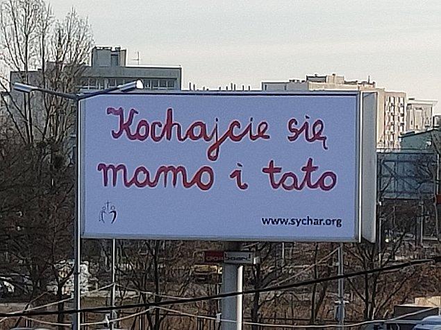 """""""Kochajcie siê, mamo i tato"""". O co chodzi w tej akcji?"""