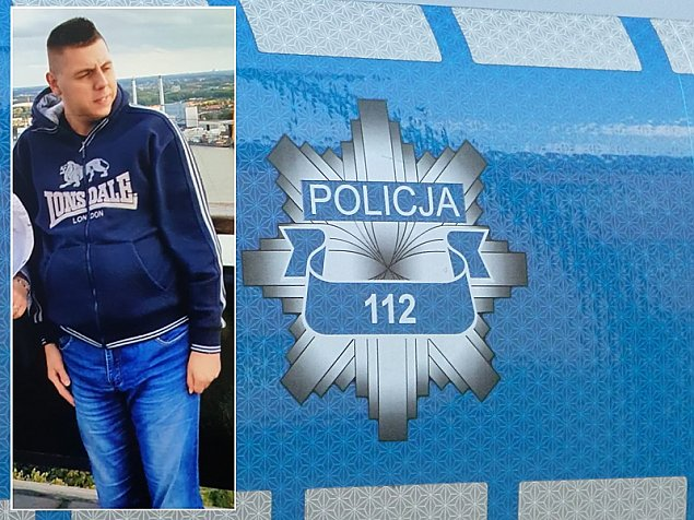 Policja poszukuje zaginionego Bart³omieja Kowalskiego