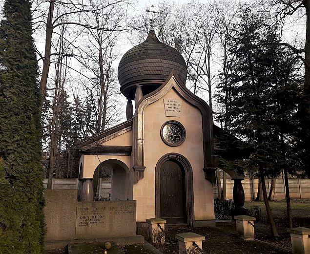 Kaplica Gudzowatych na Woli. Przysz³y zabytek dzielnicy?