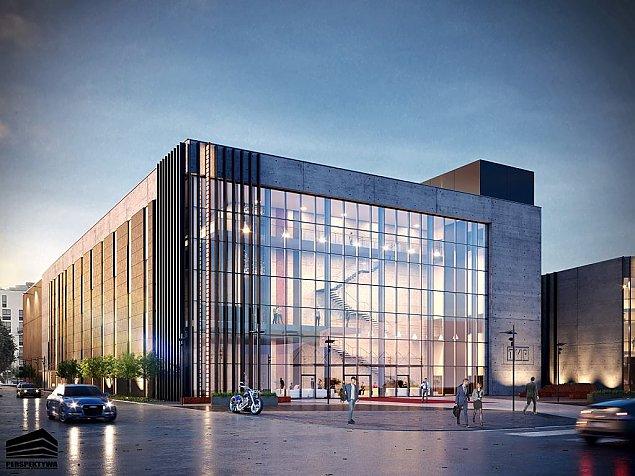 TVP rozbuduje siedzibê. Nowy budynek za 180 milionów