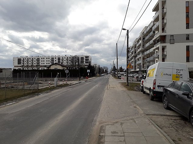 Szeligowska siê rozpada. Kiedy remont ruchliwej drogi?
