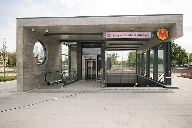 Na stacji Targówek Mieszkaniowy nie dzia³a winda. Jak d³ugo jeszcze?