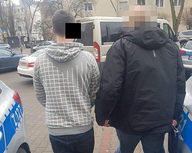 Amator seksu z dzieæmi zatrzymany na Woli