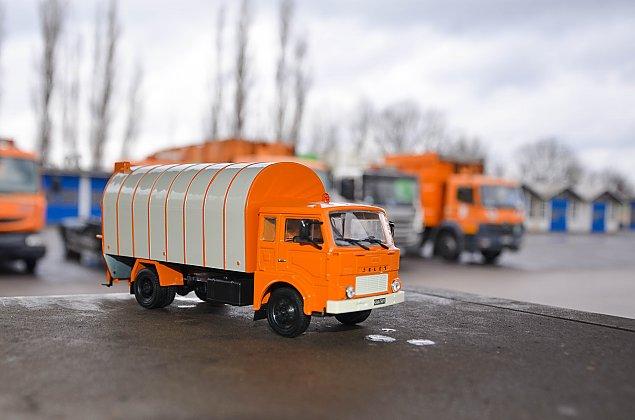 Historia Warszawy w wersji mini. Ro¶nie kolekcja aut MPO
