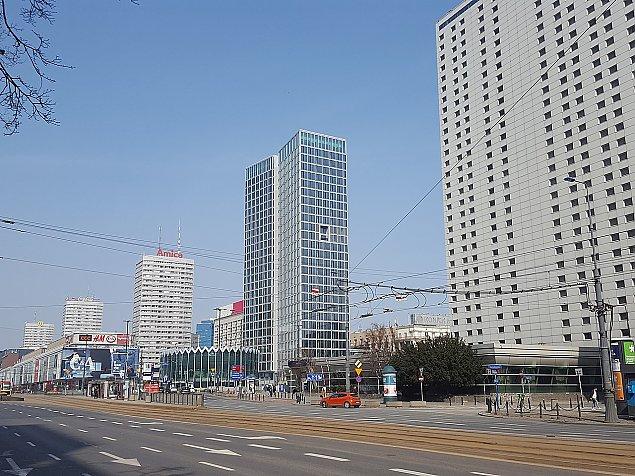 Rewolucja w centrum Warszawy. Bêd± przej¶cia wokó³ ronda Dmowskiego