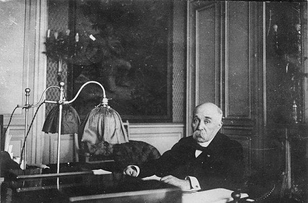 Nowy pomnik niedaleko Sejmu. Kim by³ Georges Clemenceau?