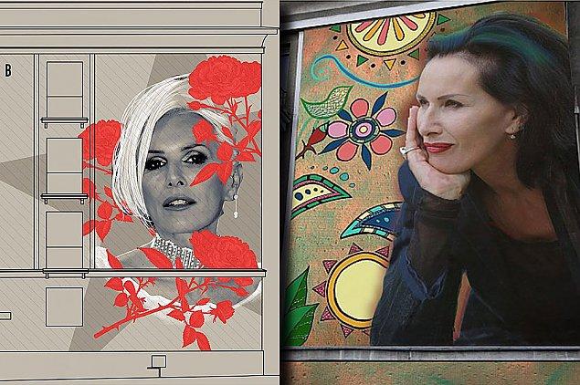 Wielki niesmak po prezentacji projektów murali i wyja¶nieniach burmistrza Bielan