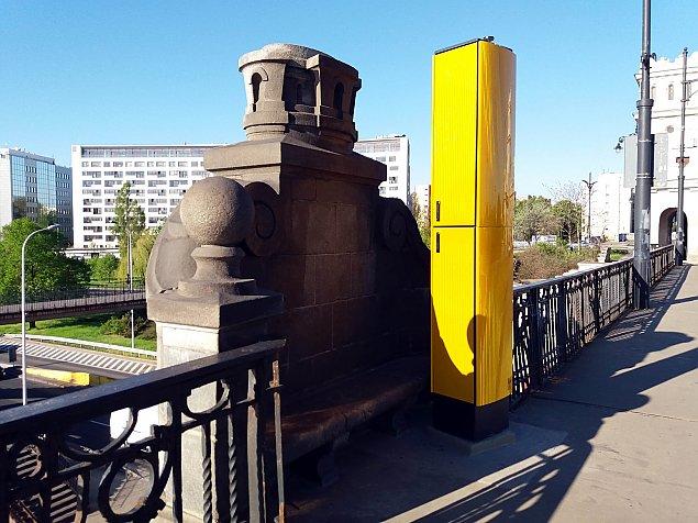 Most Poniatowskiego zdewastowany. Drogowcy zignorowali konserwatora